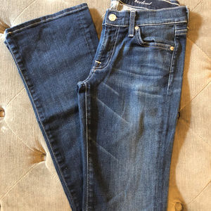 7 for All Mankind bootcut jean 27